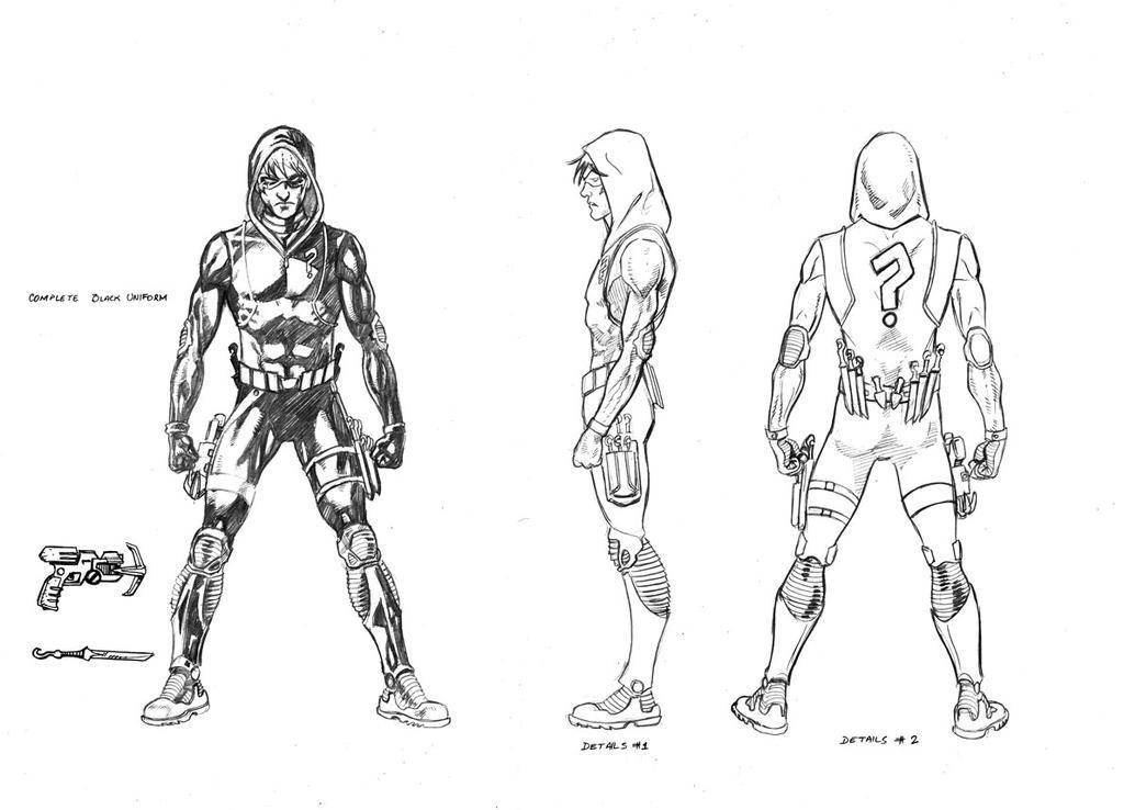 Images of Fantasy Hero Character Sheet - #rock-cafe