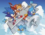 High Flying Heroes