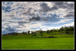 a landscape by madduke
