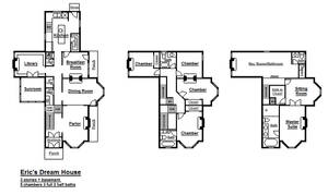 Floorplans of My Dream House