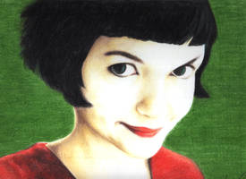 Amelie Poulain by ultimatecodex