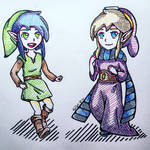 Linktober Day 28: Outfit by chingucosplay