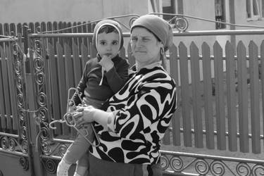 mom and kid by SorinDanut
