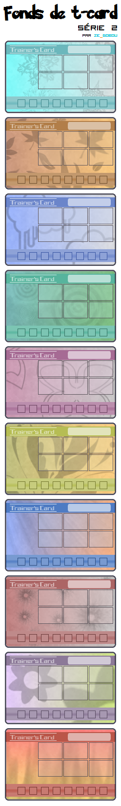 Trainer's card backgrounds 2 by pwassonne