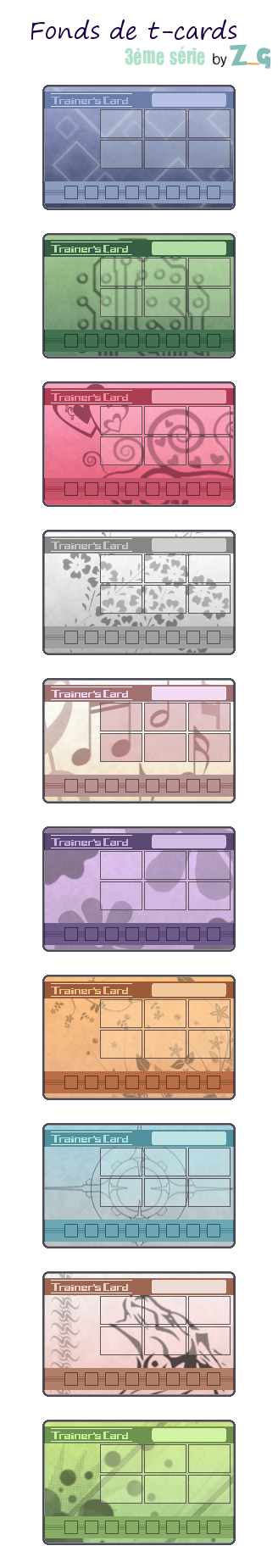 Trainer card backgrounds 3 by pwassonne
