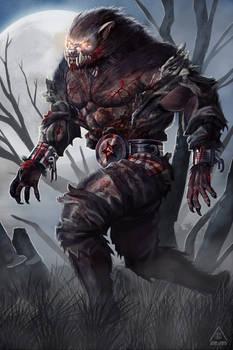 Soviet Werewolf