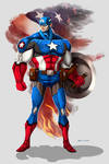 Avengers Captian America