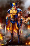 Night of the Sentinels: Wolverine