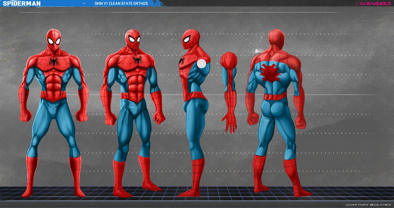 Spiderman by Mr-Donkeygoat