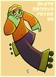 Skate Groove Fever 99 by yunni