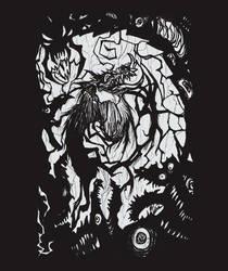 Black Spiral Dancers - W:TA by yunni
