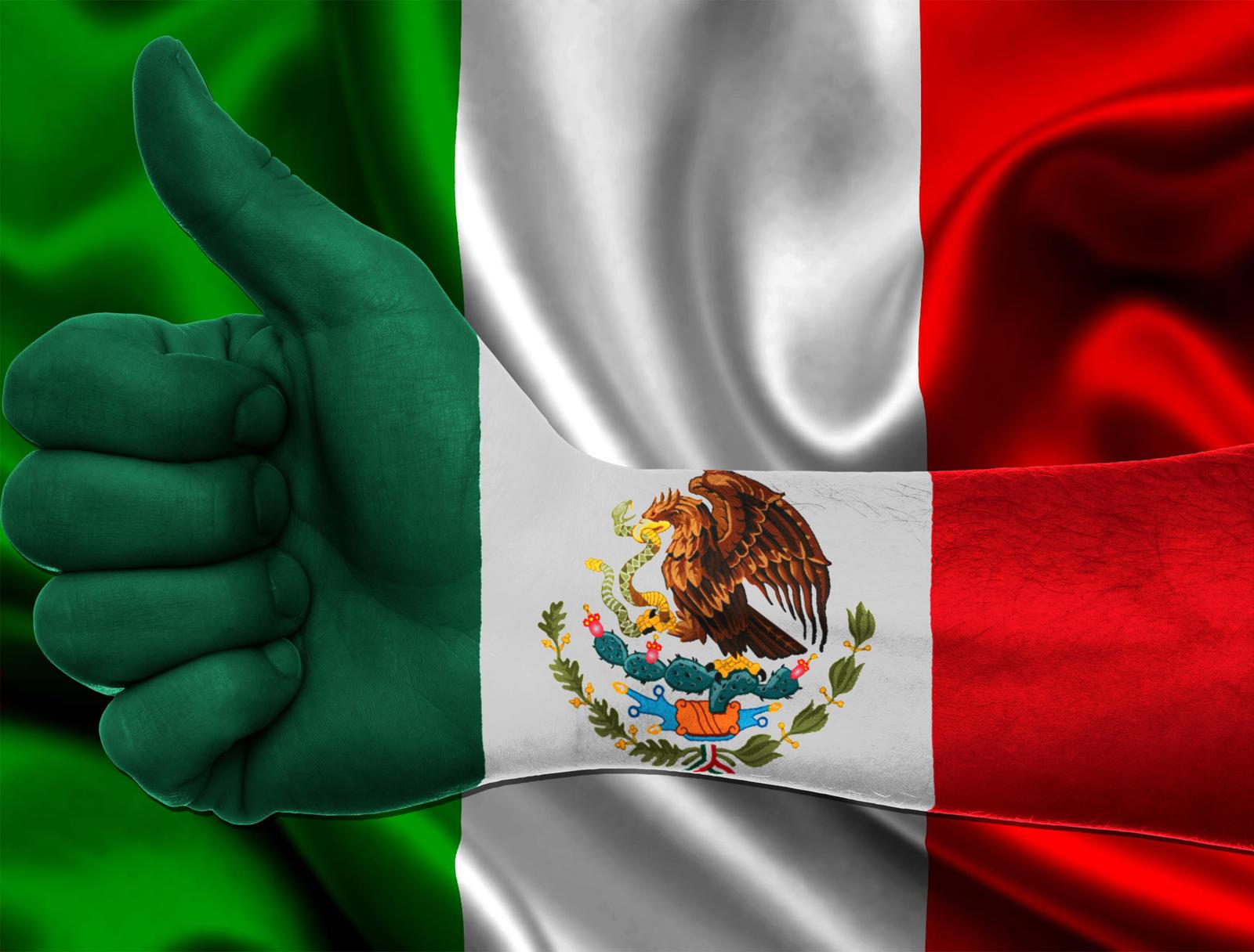 Bandera mexicana by yosoypelon on deviantart - Fotos banera ...