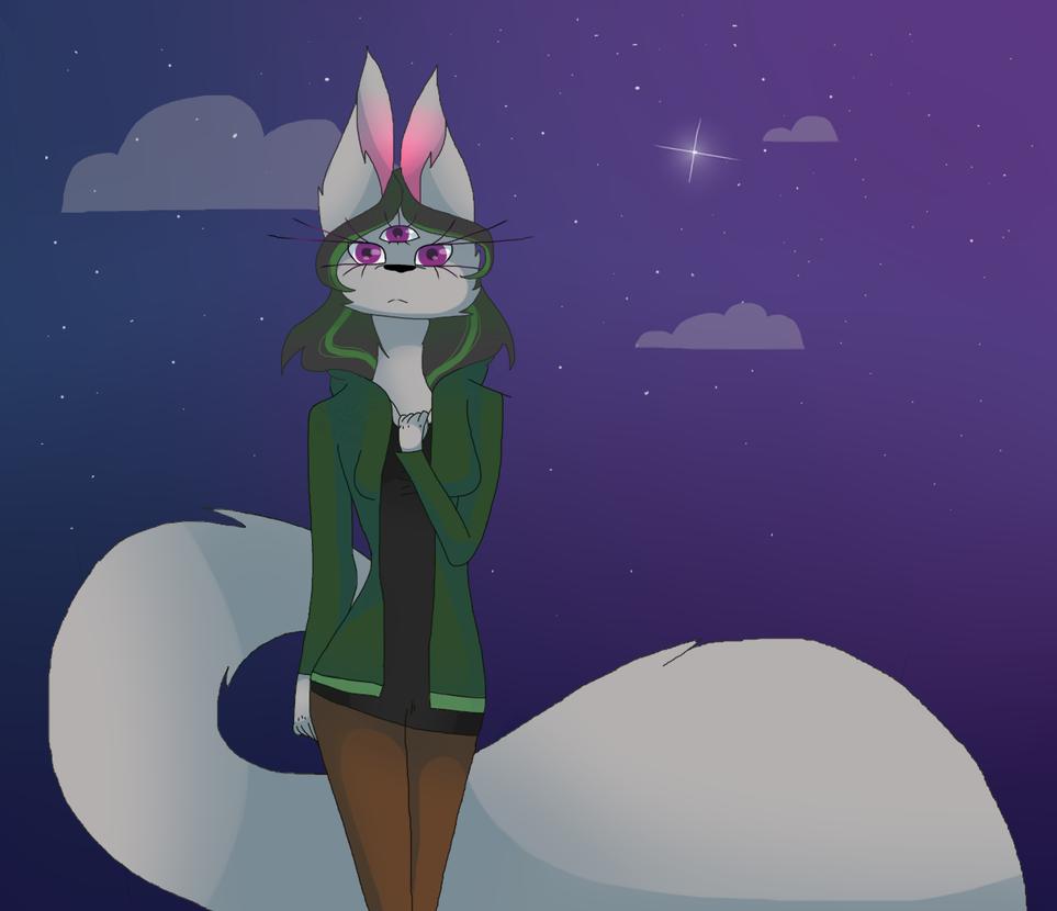 Sabina by WOLFgirlDRAWING