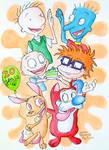 20 Years of Nicktoons