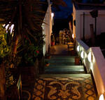night time in lanzarote