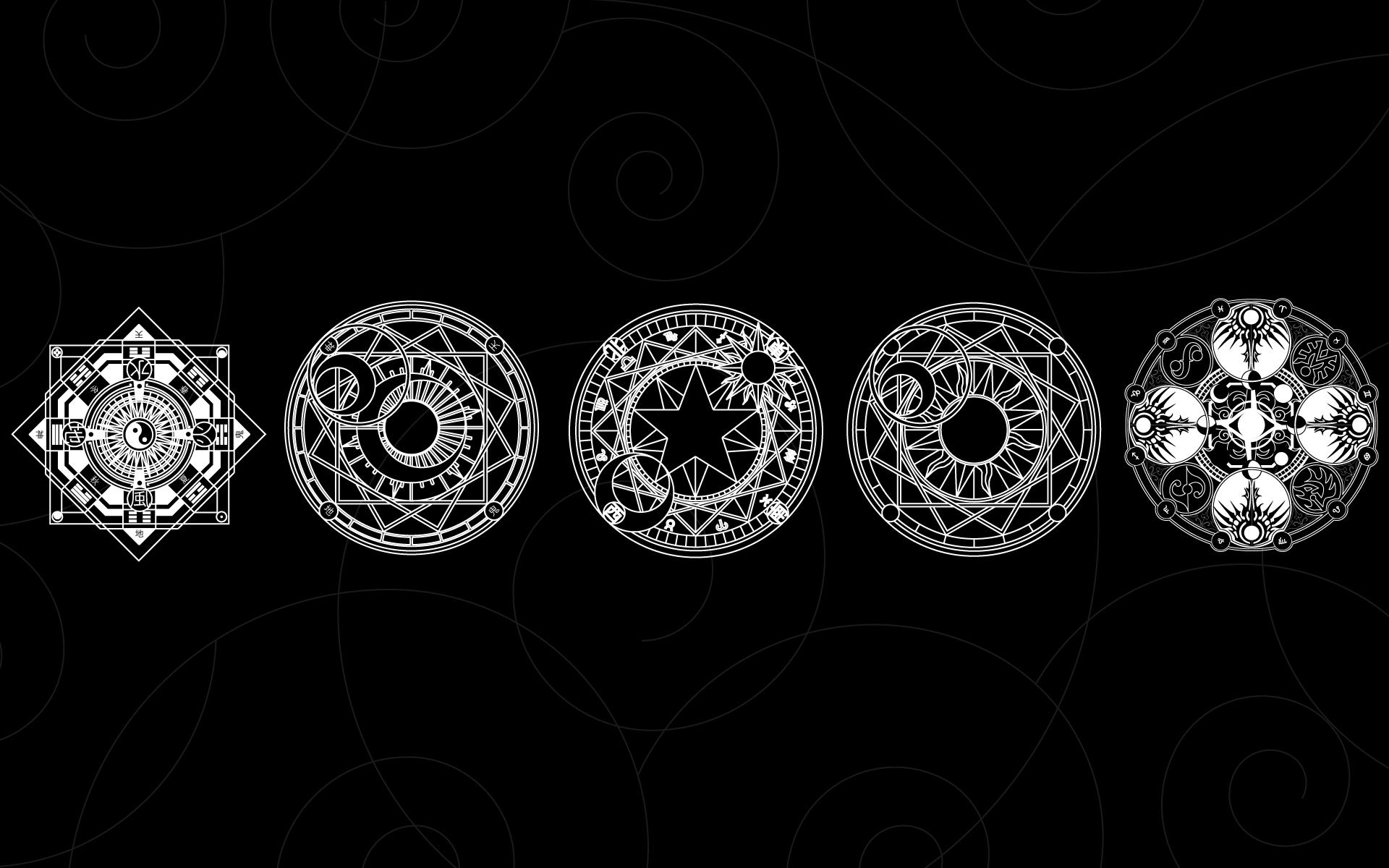 Magical Circles by Entereri