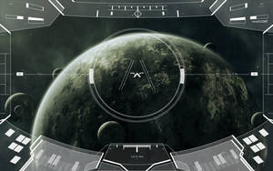 Halo Prototype HUD Desktop by Entereri