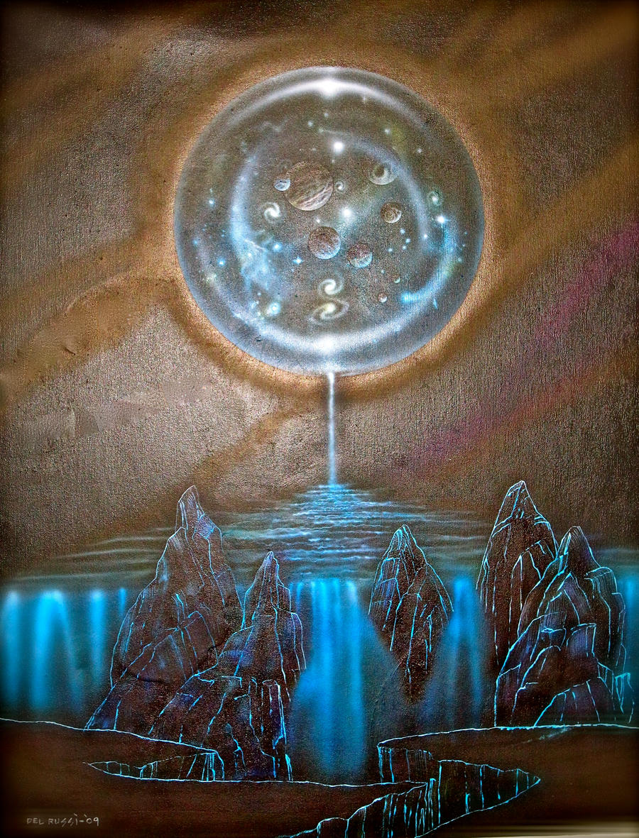 Multiverse 949 by sdelrussi