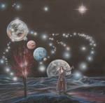 Cover art for 'The Dream of the Magic Jongleu