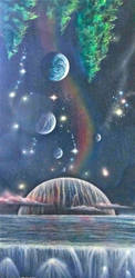 Evening Io Sky by sdelrussi