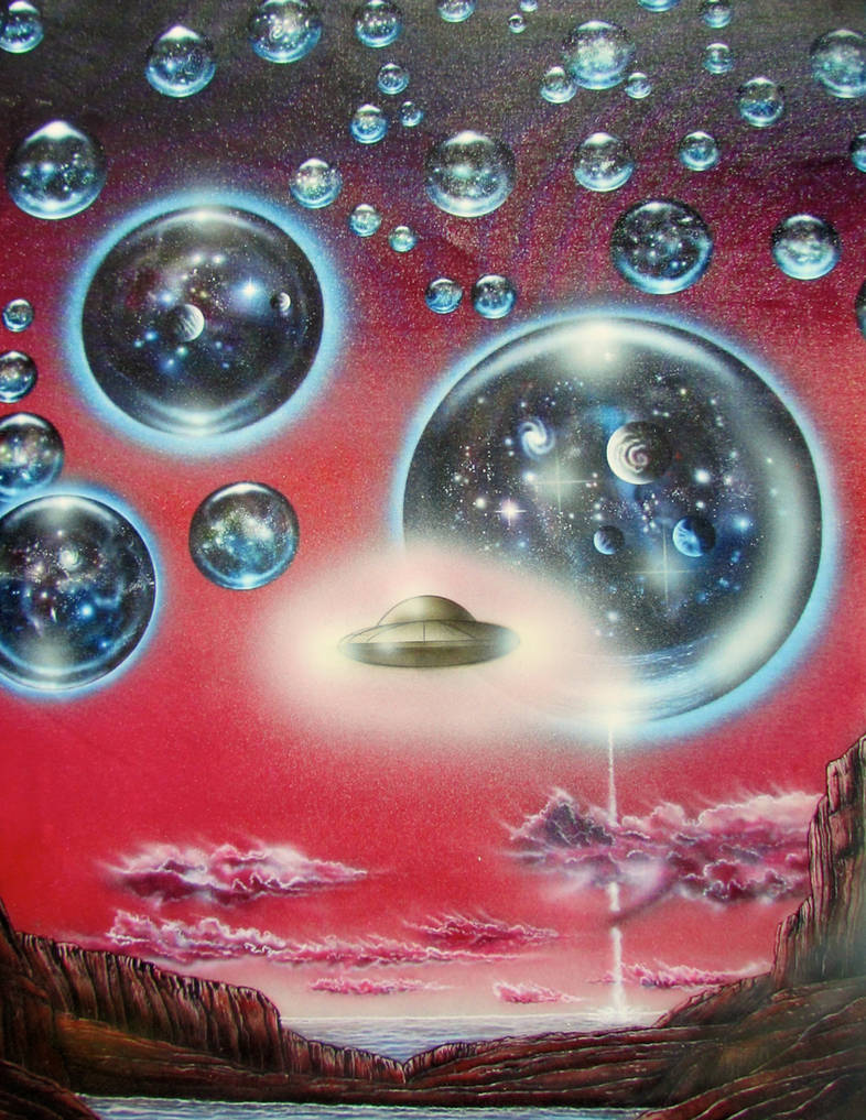 Traversing the Multiverse-1 by sdelrussi