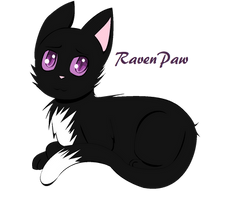 Ravenpaw by Tainted-Vixen