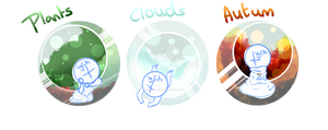YCH Enviroment Globes .:Open, prices lowered:.