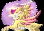 One fluffy Dragon