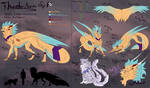 Thunderstorm Reference Sheet 2020 by Anfani