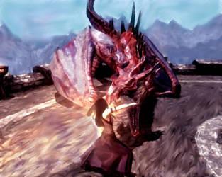 Dragon Series by Lesliewifeofbath