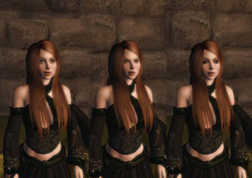 The Three Faces Of Lindsay by Lesliewifeofbath