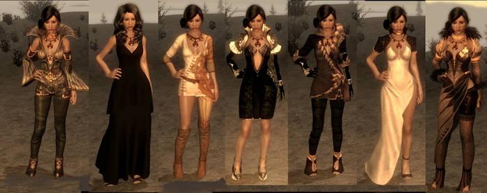 Fashion Show by Lesliewifeofbath