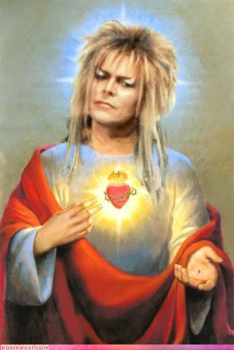 David Bowie God by Lesliewifeofbath