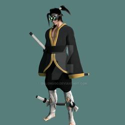 Kendo Master Yi
