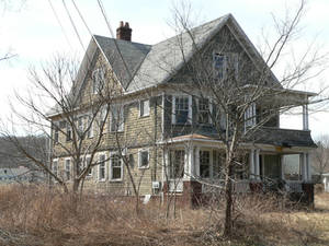 Abandoned House Woodbridge, CT