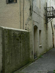 Alley_2 in Ansonia, CT