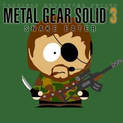 South Park Snake by meryod76