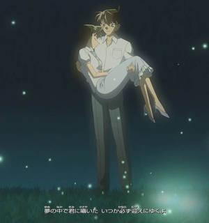 Shinichi y Ran