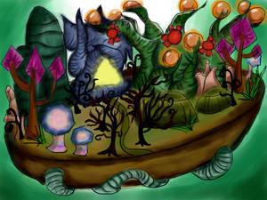 fullview Mystical Island (Evadora Island)