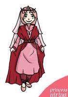 Puteri Nirina Coloured