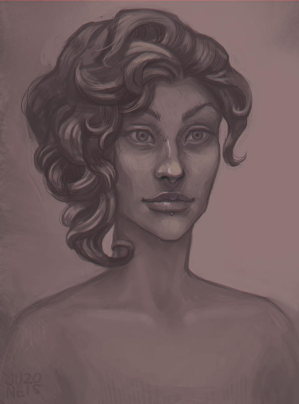 Curls by JuliaNemo