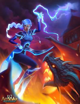 Storm assassin - ArtWar 4