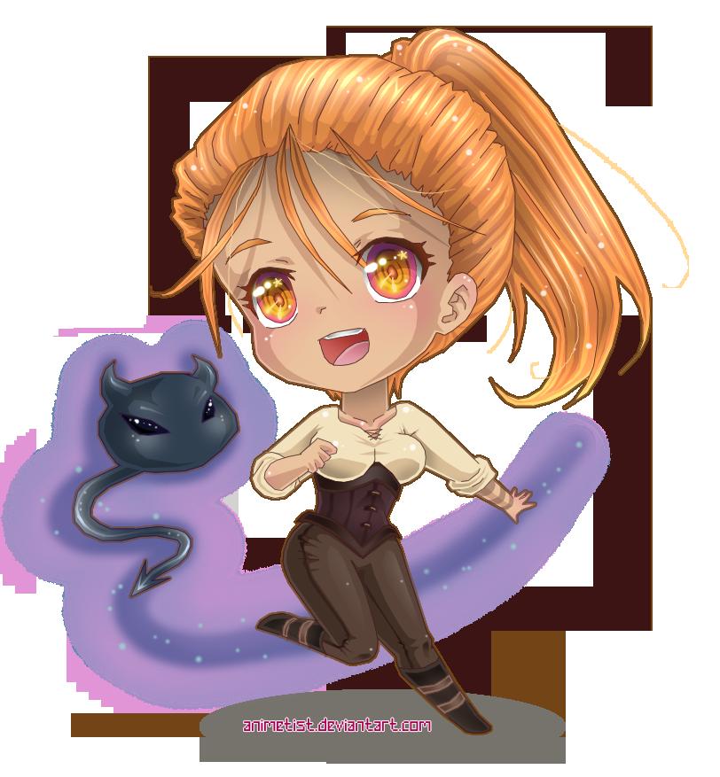 Com: Leandra by animetist