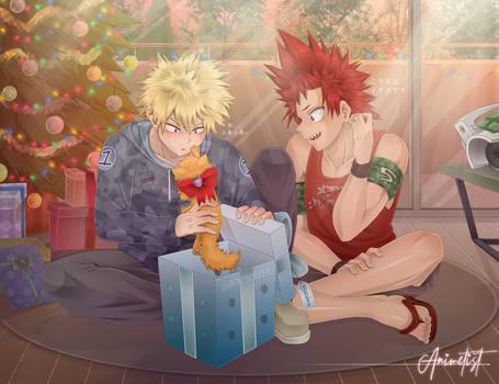 MHA: Merry Kirishimas