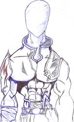 Pen Warrior by Jakcel-Shokwellz
