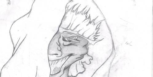 Dragon-Face by Jakcel-Shokwellz