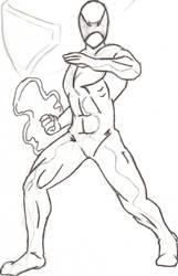 Cosmic Ranger by Jakcel-Shokwellz