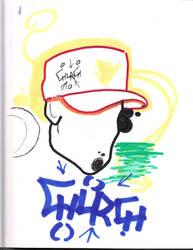 Graffiti Marker by Jakcel-Shokwellz
