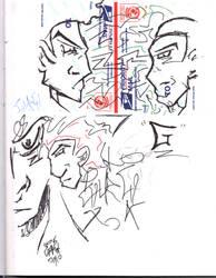 Marker Sketches by Jakcel-Shokwellz
