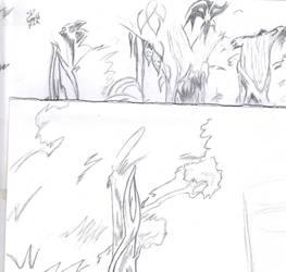 Nature Sketches by Jakcel-Shokwellz